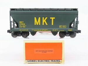O Gauge 3-Rail Lionel 6-17004 MKT Missouri Kansas Texas 2-Bay Hopper #17004