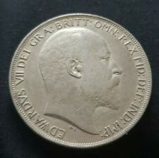 More details for edward vii silver full crown 1902, high grade, collectable condition. 2-91