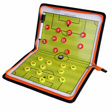 Tactical Magnetic Tactics Board Coaches Zipper Training/Game Plan Board kits