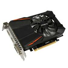 GIGABYTE NVIDIA GeForce GTX 1050 TI D5 4GB GDDR5 DVI/HDMI/DisplayPort pci-e