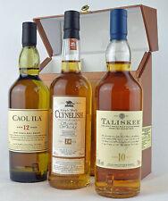 "Geschenkset ""The Classic Malt Collection"" ""Coastal"" Single Malt Whisky 3x0,2L"