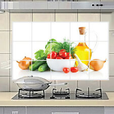 Oilproof Removable  Kitchen Mural Vinyl Wall Stickers Decal Decor DIY.