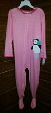 NWT CARTER'S TODDLER GIRL PAJAMA SLEEPWEAR SIZE 3T LIGHTWEIGHT ONE PIECE