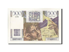 Billets, France, 500 Francs, 500 F 1945-1953 ''Chateaubriand'', 1946 #209450