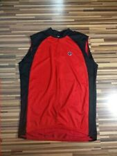 Unisex Pearl Izumi Red Breathable UltraSensor Cycling Bike Vest Waistcoat