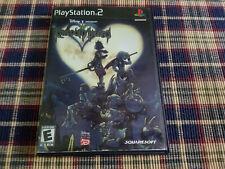 Kingdom Hearts (PlayStation 2, 2004) - Ps2 - No Manual! - Black Label