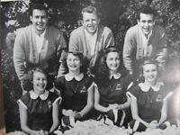 1949 John Muir College Pasadena California Original Yearbook Annual The Round-Up