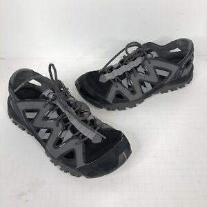 Merrell Tetrex Crest Wrap Men's Size 8.5 Hydro Hike Closed Toe Sandals J12845