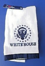 SOUVENIR HAND/FACE  TOWEL THE WHITE HOUSE POTUS NWT