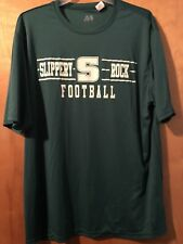 best sneakers 0305a 22015 Mens A4 Slippery Rock Football Shirt Size Large