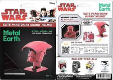 Star Wars Praetorian Guard Helmet Metal Earth 3-D Laser Cut Steel Model Kit NEW