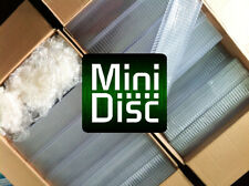 100x empty MiniDisc cases - MD DATA - Mini Disk box (in compact disc style) - D