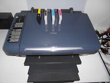EPSON - STYLUS DX7400 - STAMPANTE USATA FUNZIONANTE MA VENDO PER RICAMBI