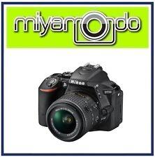 Nikon D5500 (Black) Digital SLR With 18-55mm Lens Kit + 8GB + Bag