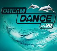 Various -  Dream Dance,Vol.90 3CD NEU OVP VÖ 08.01.2021