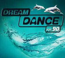 Various -  Dream Dance,Vol.90 3CD NEU OVP VÖ 08.01.2021