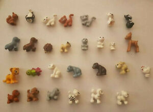 Lego Minifigure Figurine animal Friends Disney Elves city Choose Model