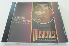 A Little Night Music - The Musicals Collection ( CD Album 1994 ) Used Very good