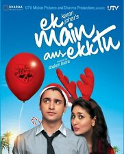 Ek Main Aur Ekk Tu (Hindi DVD) (2012)(English Subtitles)(Brand New Original DVD)