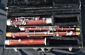 Schreiber Bassoon, Made in Germany - NEEDS REPAIR