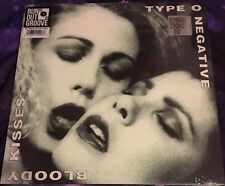 Type O Negative Bloody Kisses 3LP Green Black Vinyl RSD Exclusive SOLD OUT