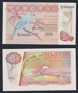 Suriname 2½ gulden 1985 FDS-/UNC-  A-10