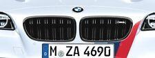 BMW F10 M5 5-Series Genuine Front Black Kidney Grille Set,Grilles 2013-2014 NEW
