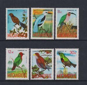Mozambique - 1987, Birds set - MNH - SG 1151/6