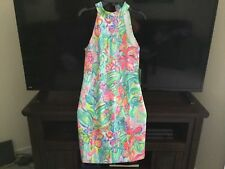 LILLY PULITZER KRISTA SHIFT SURF GYPSEA ENGINEERED SIZE 2 STYLE # 29248