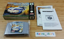 Nintendo 64 N64 Top Gear Overdrive PAL