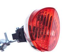 Classic Retro Bicycle/Bike REAR LIGHT 1 LAMP BULB, (Power by dynamo hub) New