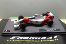 F1  Mc. LAREN FORD MP4/8   1993   AYRTON  SENNA   MODEL  IXO  1/43