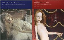 NEW RYO YOSHIDA STYLE Ball Jointed Doll Making Guide Book Set from JAPAN
