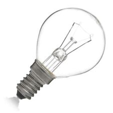 Lampadina Trasparente di forno 40W 300 gradi 230V Tappo a vite Edison E14
