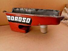 62 63 64 65 66 67 Chevy II Nova Moroso 20211 Oil Pan Sump 6 Quart 55 56 57 Chevy