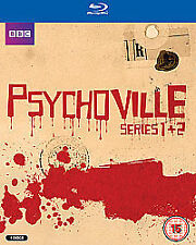 Psychoville – Series 1 & 2 Blu-ray British Comedy Horror Mystery