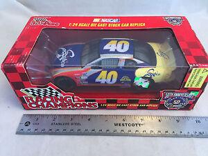 1998 Racing Champions Sterling Marlin #40 Chevrolet Team Sabco NASCAR 1:24 Scale