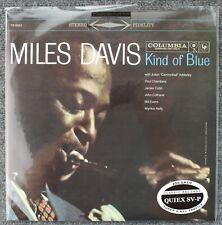 Miles Davis ~ Kind Of Blue ~ Classic Records 200 Gram 33rpm LP ~ SEALED!