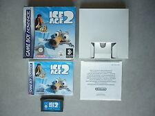 Jeu Game Boy Advance: L'age De Glace 2