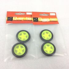 4 X SUPER LEGGERO Multi Spoke Wheels-Aereo RC - 36 x 7 mm-centro foro 2 mm -
