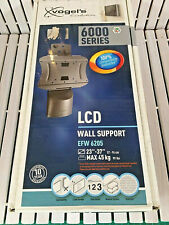 """Vogels EFW 6205 Wall Support for Flat Panel TV Universal Fit 37"""" screen 45kg max"""