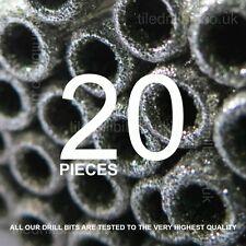 20 x 6 mm Diamond Holesaw Ceramica Tile vetro Ardesia Porcellana Marmo PUNTE DI TRAPANO