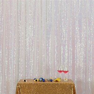 Eternal Beauty 122x213cm Iridescent Shinny Sequin Photography Backdrop Party