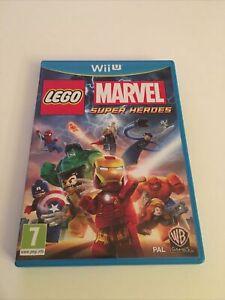 Jeu Nintendo Wii U - Lego Marvel Super Heroes