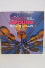 """Super Star Sound - Magic Strings 12""""LP Record, Norman Candler SLE14614-P"""
