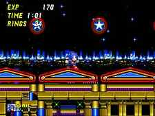 Sonic The Hedgehog 2 PAL Awesome Megadrive Game