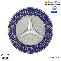 Motor Sport Car Brand Logo Embroidered Iron On Sew On Patch Badge