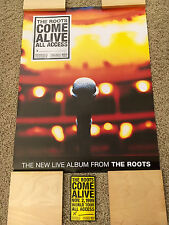 "The Roots ""Come Alive"" 1999! Promo Pack! (Jill Scott, Questlove, Black Thought)"