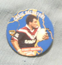 1995 RUGBY LEAGUE  TAZO / POG #11  CRAIG SALVATORI,  EASTERN SUBURBS ROOSTERS