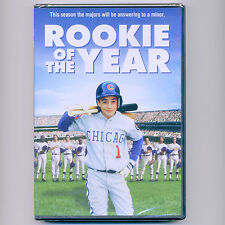 Rookie of the Year 2006 PG Little League baseball movie, new DVD Chicago Cubs